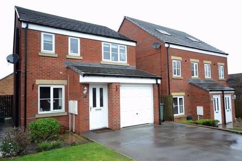 3 bedroom detached house for sale - Barrowby Close, Garforth, Leeds, LS25