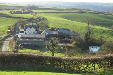 Farm for sale - Cwmfelin Boeth, Whitland