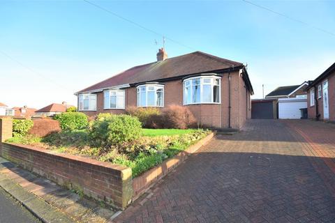 2 bedroom semi-detached bungalow for sale - Brentwood Gardens, Tunstall, Sunderland