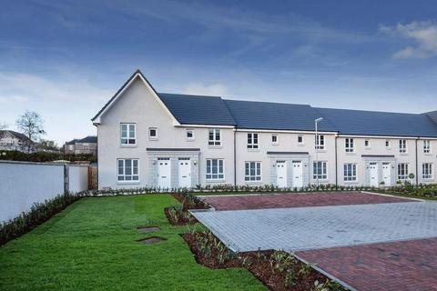 3 bedroom terraced house for sale - Plot 163, CRAIG at Westburn Gardens, Cornhill, 1 Berryden Park, Aberdeen AB25
