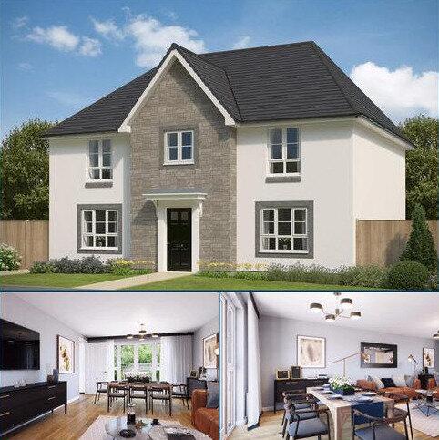 4 bedroom detached house for sale - Plot 315, Buchanan at Osprey Heights, Oldmeldrum Road, Inverurie, INVERURIE AB51