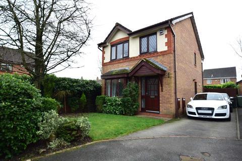 3 bedroom detached house for sale - Ramsgate Close, Warton, PR4 1YF