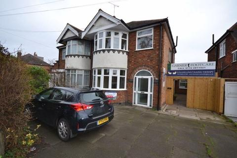 3 bedroom semi-detached house to rent - Welford Road, Knighton, Leicester, LE2 6EN