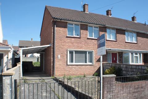 2 bedroom end of terrace house for sale - Totshill Drive, Hartcliffe, Bristol, BS13 0QU