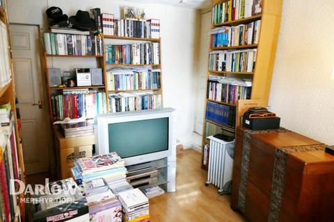 1 bedroom end of terrace house for sale - Overton Street, Merthyr Tydfil