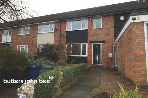 3 bedroom terraced house for sale - 27 Greenside, Yarnfield