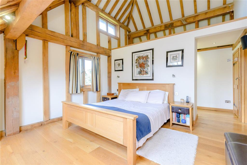 Park Farm bedroom