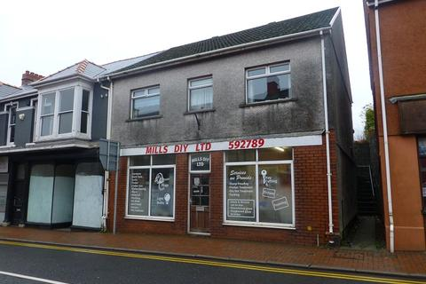 Shop for sale - High Street, Ammanford, Carmarthenshire.