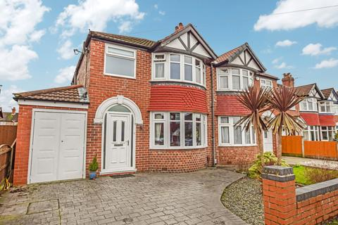 3 bedroom semi-detached house for sale - Rossett Avenue, Timperley, Cheshire, WA15