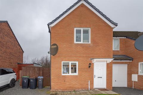 2 bedroom semi-detached house for sale - Spiro Court, Consett, DH8 7NL
