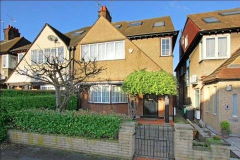 6 bedroom semi-detached house for sale - St Georges Road, Temple Fortune, London, NW11