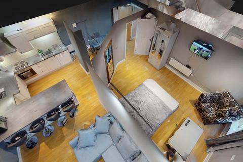 4 bedroom duplex to rent - city centre, mailbox area, birmingham B1