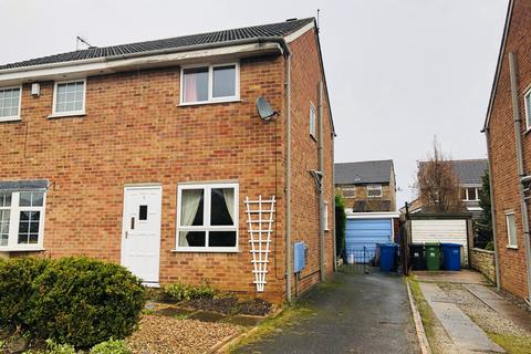 2 bedroom semi-detached house for sale - Butterton Drive, Linacre Woods, Chesterfield S40