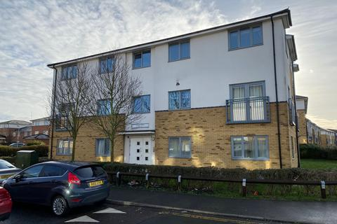 2 bedroom flat for sale - AYLESBURY HOUSE, BROADMEAD ROAD, NORTHOLT, MIDDLESEX, UB5 6FT