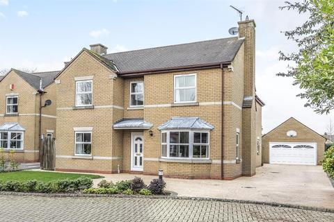 4 bedroom detached house for sale - Fairlawn, Beverley, East Yorkshire, HU17N 7DD