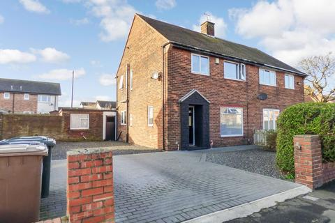 3 bedroom semi-detached house for sale - Alwinton Avenue, North Shields, Tyne and Wear, NE29 8LB
