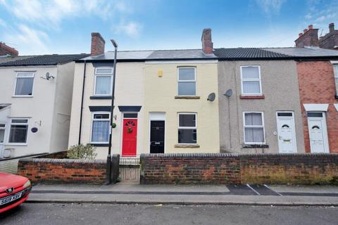 2 bedroom terraced house to rent - 14 Wellington Street, New Whittington, Chesterfield, Derbyshire, S43 2BJ
