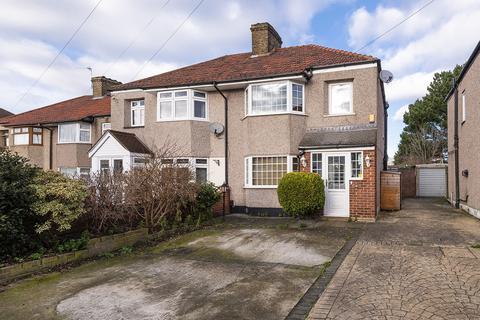 3 bedroom semi-detached house for sale - Sutcliffe Road, Welling, Kent, DA16