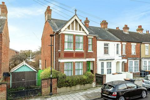 3 bedroom end of terrace house for sale - Honey Hill Road, Bedford