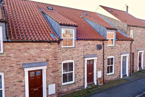 2 bedroom terraced house for sale - Hallgate, Pocklington