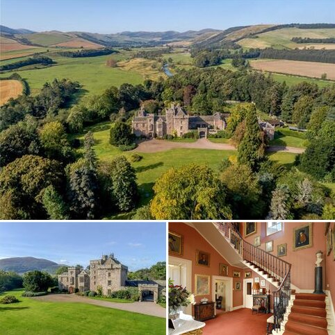 11 bedroom equestrian property for sale - Coupland Castle, Wooler, Northumberland, NE71
