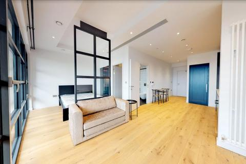 Studio to rent - Bridgewater House, 96 Lookout Lane, London, E14