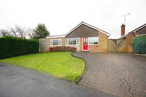 3 bedroom bungalow for sale - Holly Drive, Stafford