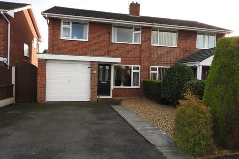 3 bedroom semi-detached house for sale - Harris Road, Lostock Gralam, Northwich