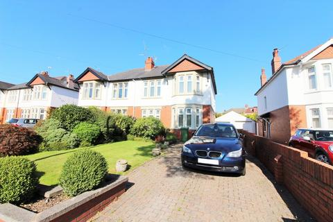 3 bedroom semi-detached house for sale - Beulah Road, Rhiwbina, Cardiff