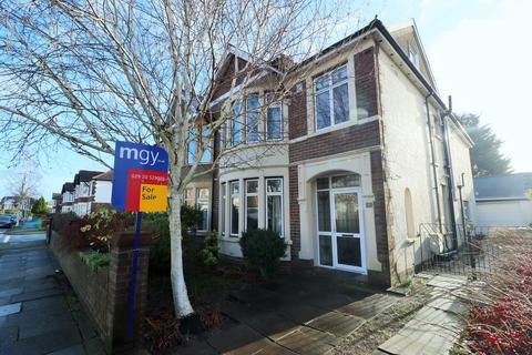 5 bedroom semi-detached house for sale - St Isan Rd, Heath, Cardiff