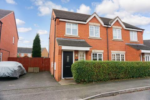3 bedroom semi-detached house for sale - Blythe Street, Glascote, Tamworth
