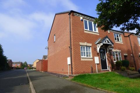2 bedroom end of terrace house to rent - Oakridge Drive, Cheslyn Hay
