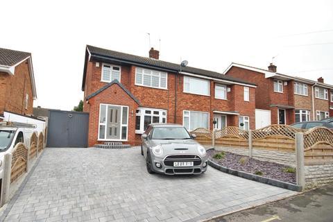 3 bedroom semi-detached house for sale - Berwyn Way, Nuneaton