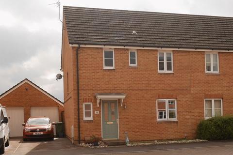 3 bedroom semi-detached house for sale - Nant Y Dwrgi, Llanharan, CF72 9GR