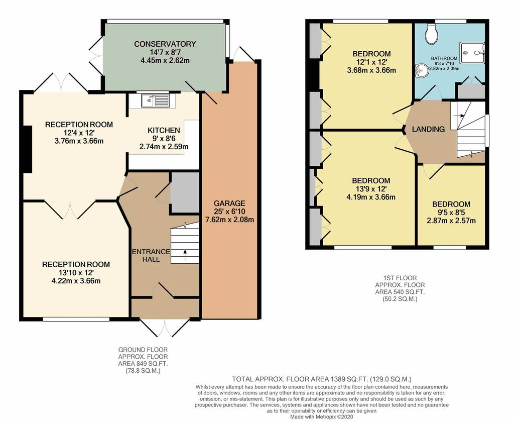 Floorplan: 19 Mayfair Avenue