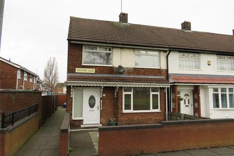3 bedroom end of terrace house for sale - Westport Close, Stockton-on-Tees