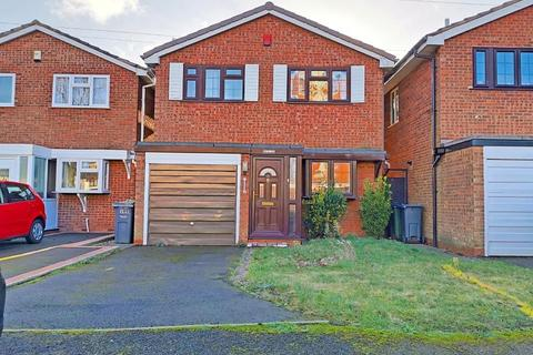 3 bedroom detached house for sale - PARK CRESCENT, WEST BROMWICH, WEST MIDLANDS, B71 4AJ