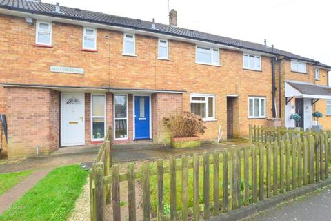 3 bedroom terraced house for sale - Hallwicks Road, Stopsley, Luton, Bedfordshire, LU2 9BH