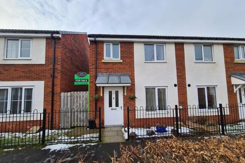 3 bedroom semi-detached house for sale - Miller Close, Palmersville, Newcastle Upon Tyne
