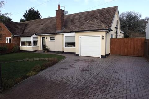 3 bedroom bungalow for sale - Station Road, Stannington Station