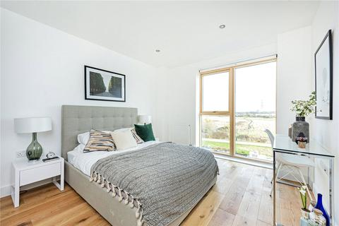 1 bedroom flat for sale - Hunts Wharf, Leaside Road, London, E5