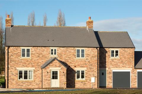 4 bedroom link detached house for sale - Catton, Thirsk, North Yorkshire, YO7