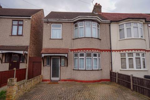 3 bedroom end of terrace house for sale - Lyndhurst Drive, Hornchurch
