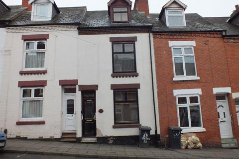 3 bedroom terraced house to rent - Hartington Road, Leicester