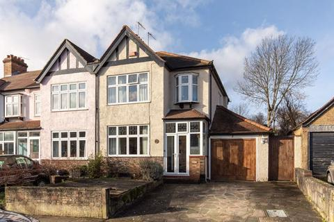 3 bedroom end of terrace house for sale - Beechfield Road, Bromley