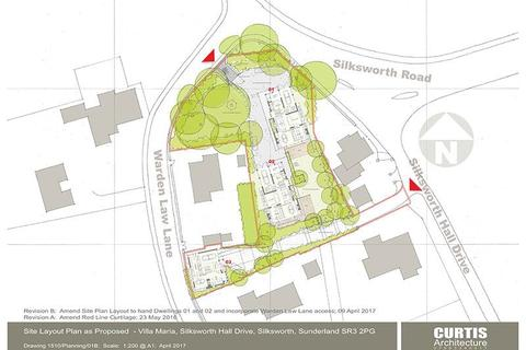 Land for sale - Development Opportunity - Three Building Plots Sold As a Whole