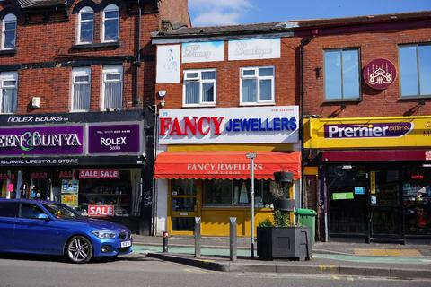 Shop to rent - Wilmslow Road, Rusholme, Manchester,  M14