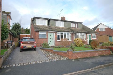 2 bedroom semi-detached house for sale - Barons Road, Shavington, Crewe