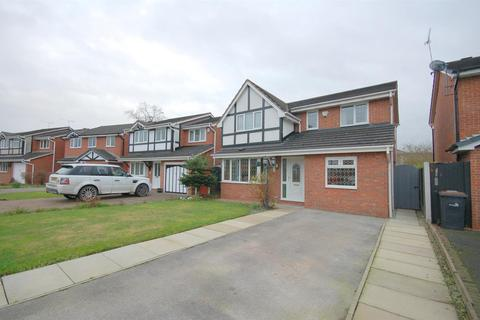 4 bedroom detached house for sale - Burton Grove, Leighton, Crewe