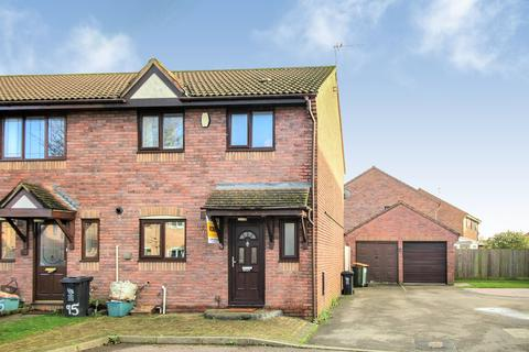 3 bedroom semi-detached house for sale - The Meadows, Marshfield, Cardiff, CF3